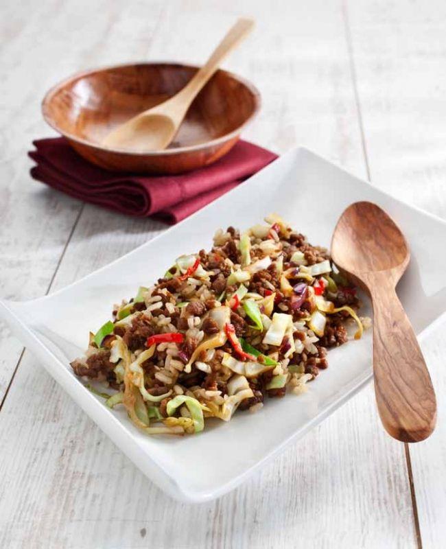 Vegetarische wokschotel, NewFysic | Moeiteloos afslanken