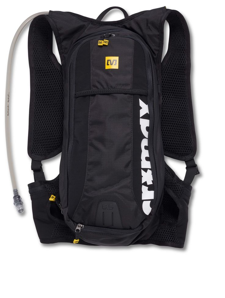 Ensure he's fully equipped for any weekend trail ride with a Mavic 8.5Lt Hydropack ($199.99) from Bike Barn.