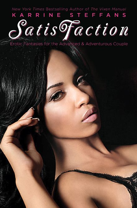 karrine Steffans black hair