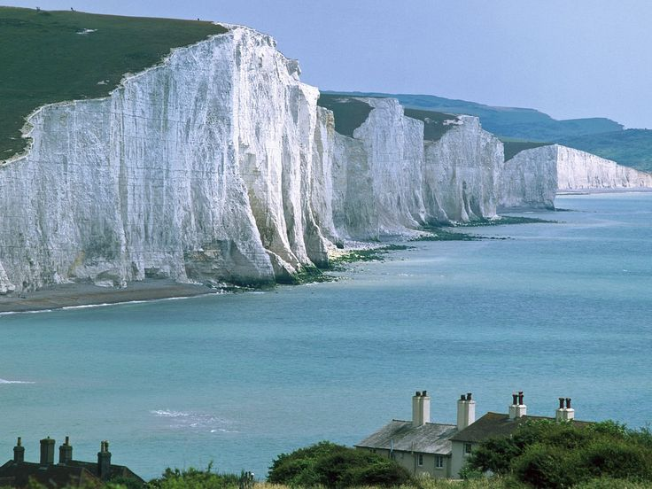 Seven Sisters walk in Sussex, did it last Sunday with Rachel Julie and Shaun