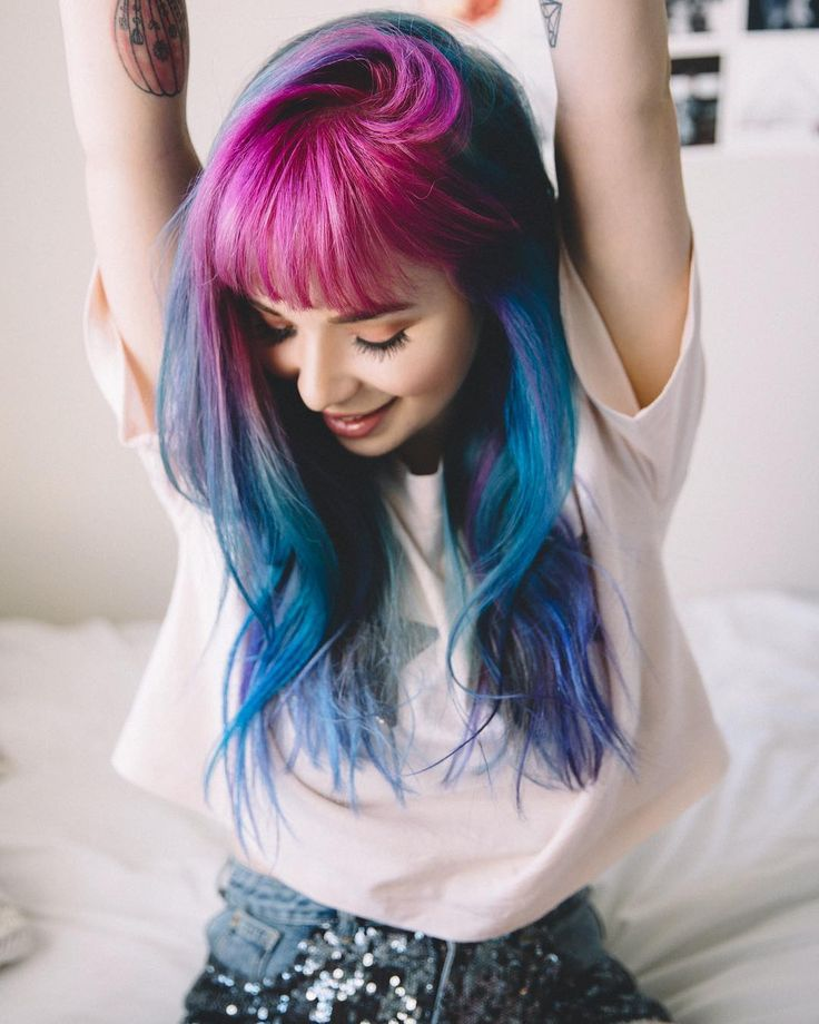30 More Edgy Hair Color Ideas Worth Trying - #haircolor #makeup @ninjacosmico
