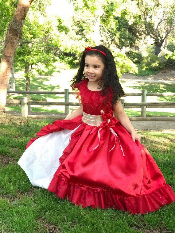 Elena De Avalor En 2019 Vestidos De Princesa Para Niñas