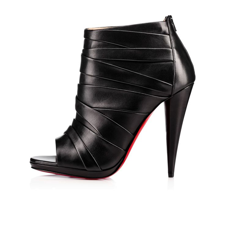Women Shoes - Drapicone  Nappa Shiny - Christian Louboutin