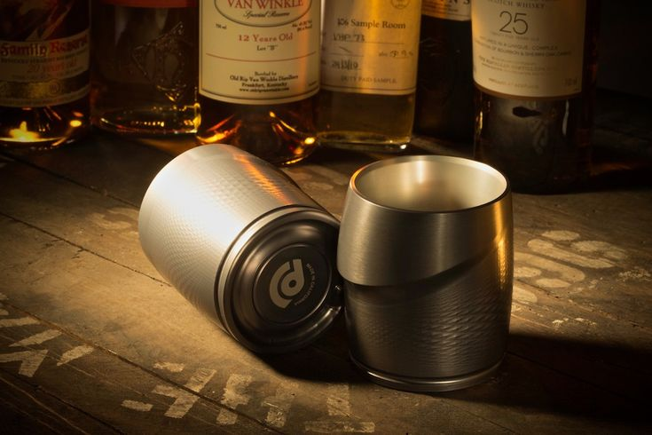Discommon Goods Whisky Tumbler