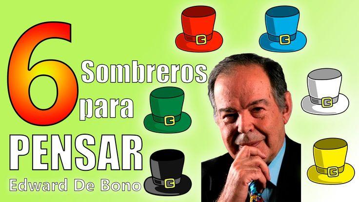 Seis sombreros para pensar - Edward de Bono - Resumen del libro en español