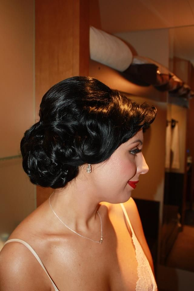 Hair do #Irena's Hair Design & Makeup  Hair up , Bridal Hair