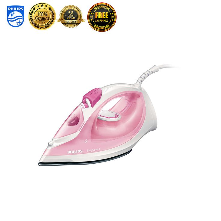 Philips GC1022 Garment Steamer Fabric Powerful Steam Iron Clothes Laundry New #Philips