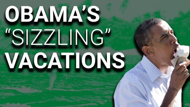 Fox News STILL Complaining About Obama's Vacations