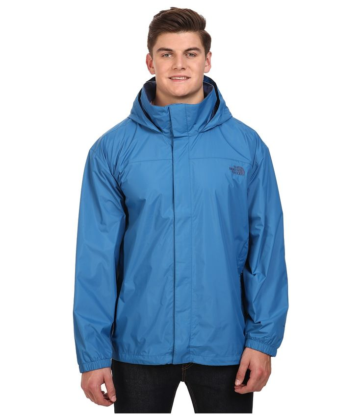 THE NORTH FACE THE NORTH FACE - RESOLVE JACKET 3XL (BANFF BLUE) MEN'S JACKET. #thenorthface #cloth #