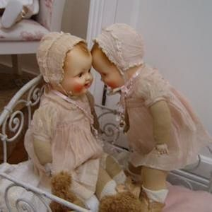 Vintage Dollies ~