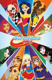 Image result for dc superhero girls
