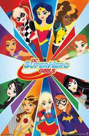Image result for dc superhero girls