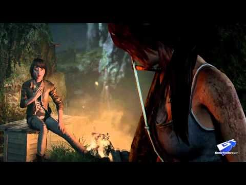 Tomb Raider - E3 2012 Exclusive Gameplay Trailer - I'm not a fan of the Tomb Raider series but this looks pretty epic, and luv Lara's makeover, she looks respectable now!