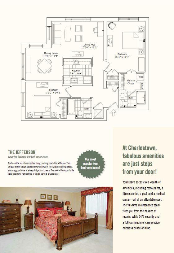 Captivating At Charlestown, The Jefferson Is The Perfect Floor Plan If You Are Looking  For A