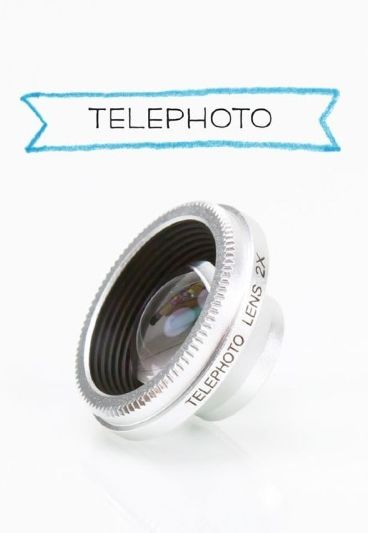 Photojojo Telephoto 2x Phone Lens /