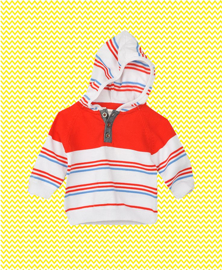 Pumpkin Patch Stripe Jumper - available in sizes 0-3m to 18-24m http://www.pumpkinpatchkids.com