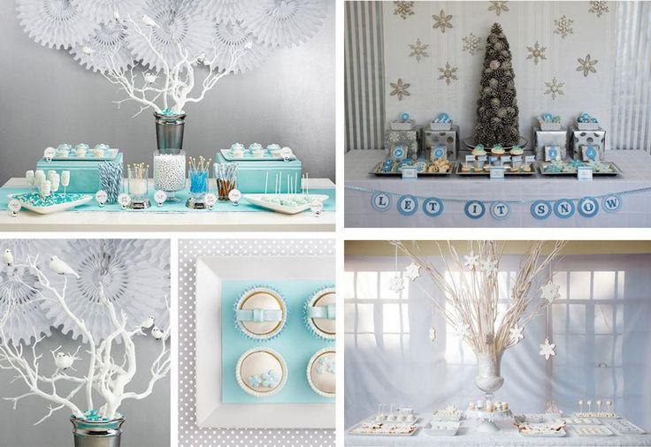Details: Winter Wonderland Wedding