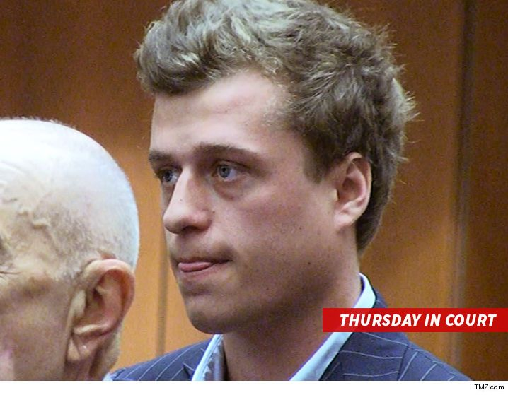 Conrad Hilton Pleads Not Guilty But Doing Better After Getting Professional Help