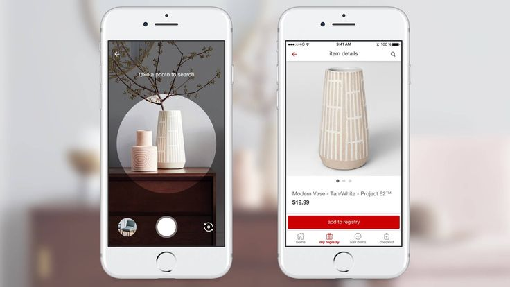 Pinterest signs visual search & advertising deal with Target to license its Lens technology