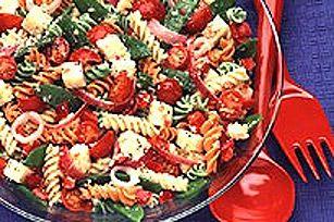 Salade de pâtes de l'attaque