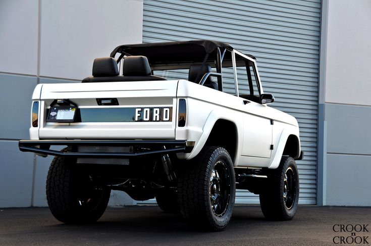 classic Ford early SUV