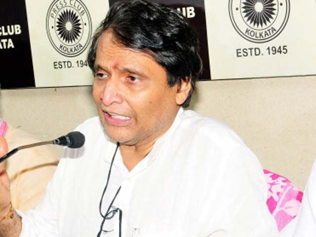Focus will be on creating more jobs through manufacturing sector Commerce Minister Suresh Prabhu - Economic Times #757Live