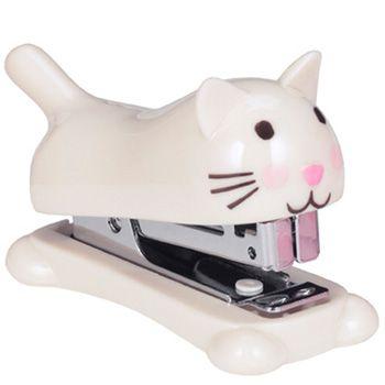 foxtrot cute cat stapler