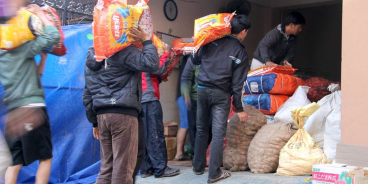 Jehovah's Witnesses from six countries, along with the Nepal Disaster Relief Committee, are providing ongoing physical, emotional, and spiritual help for victims.