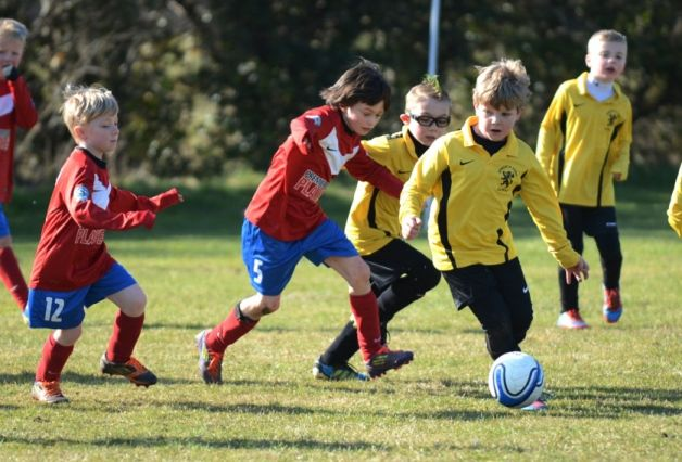juniors playing football - Google Search