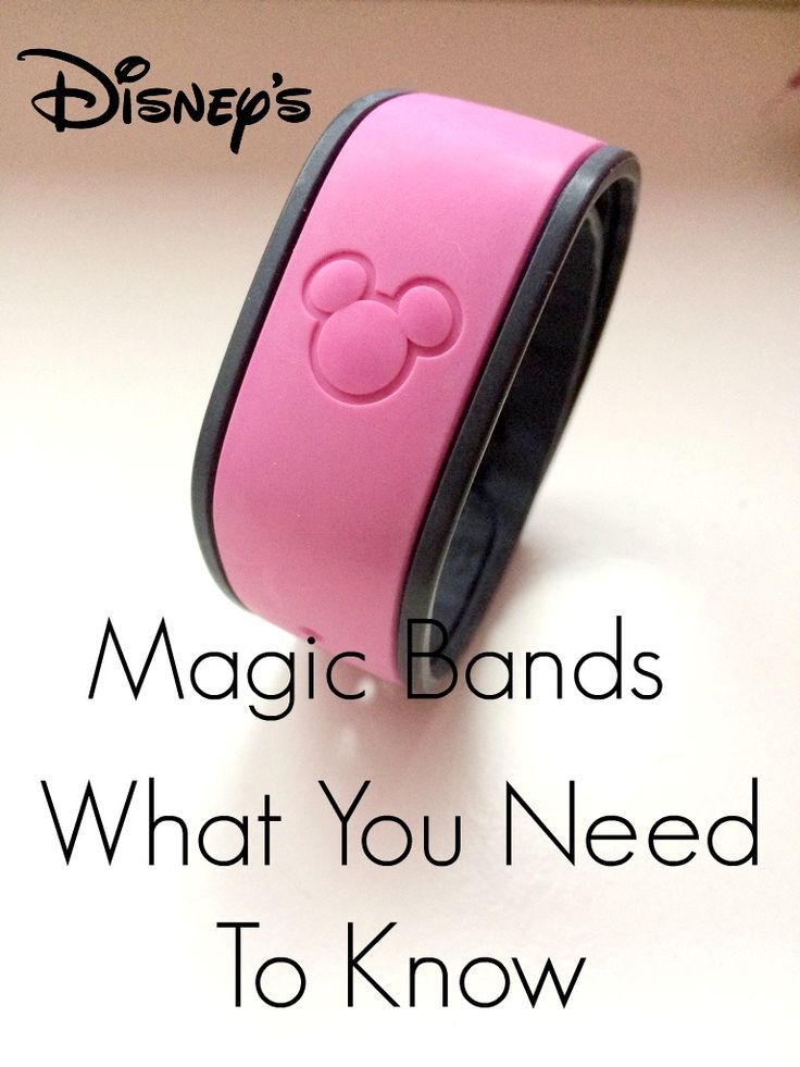 Disney Magic Bands - What You Need To Know - The Life Of Spicers
