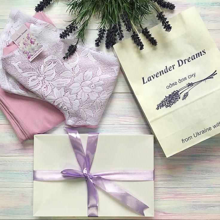Идеальный подарок от Lavender Dreams.