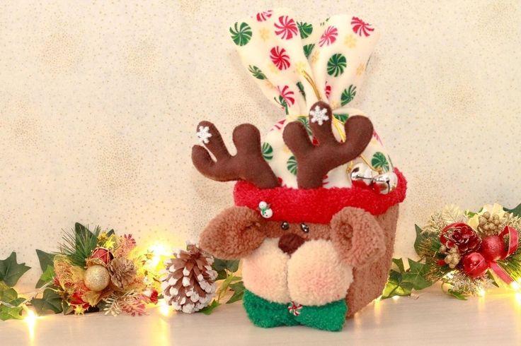 Decoración de Navidad Galleretos Reno