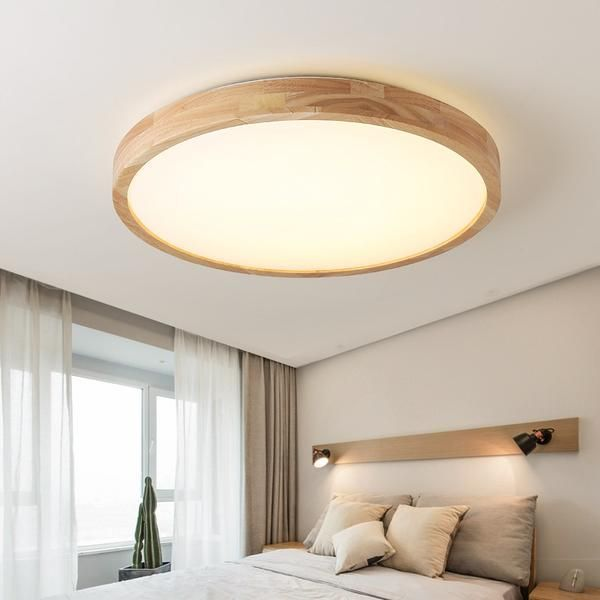 Led Ceiling Light Modern Lamp Panel Living Room Round Lighting Fixture Remote Control Modern Ceiling Light Bedroom Light Fixtures Ceiling Lights
