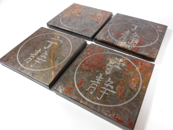 Firefly Serenity by BlythHouseCreations, $29.00 - Coasters, could put on a shelf and display in nursery