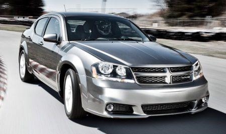 2012 Dodge Avenger Review & Price