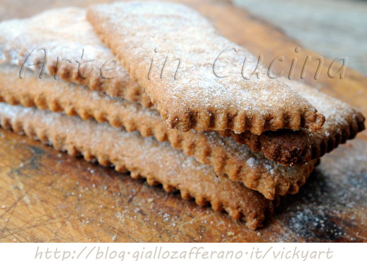 Zuccherini romagnoli biscotti al limone