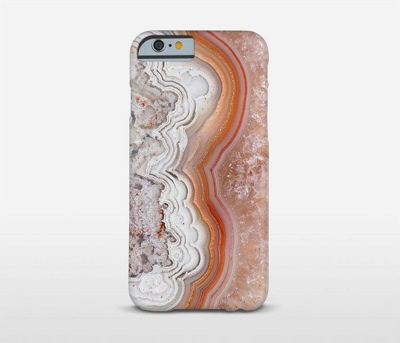 Agate Phone Case iPhone 7 Case Tough Cases Galaxy by Macrografiks