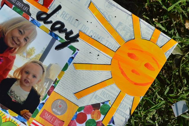 Pumpkin Days: Sharing my art journaling pages