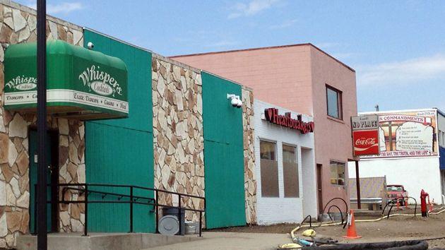 I worked in a strip club in a North Dakota fracking boomtown