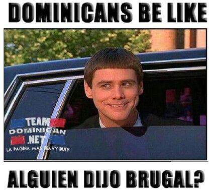 Dominicans be like. donde trabaja my mama