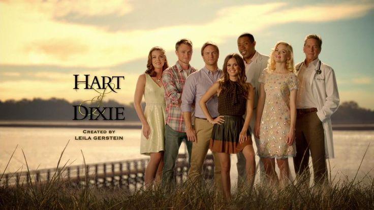 """Hart of Dixie S4 Cast: Rachel Bilson """"Zoe,"""" Scott Porter """"George,"""" Jaime King…"""