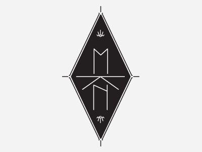 Modern Art Deco Logo by Michael Nÿkamp: Direction + Design + Illustration
