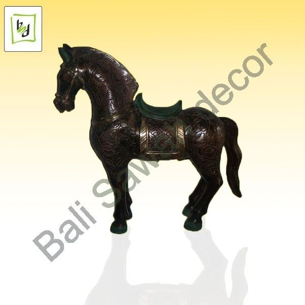 Horse from copper by #balisawahdecor