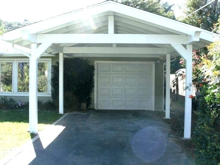 Adding A Carport To A Garage Carport Ideas For Front Of House Add