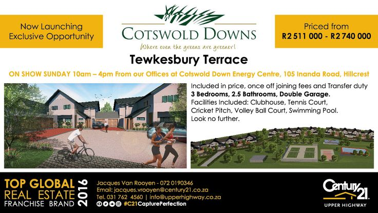 Cotswold Downs Tewkesbury Terrace