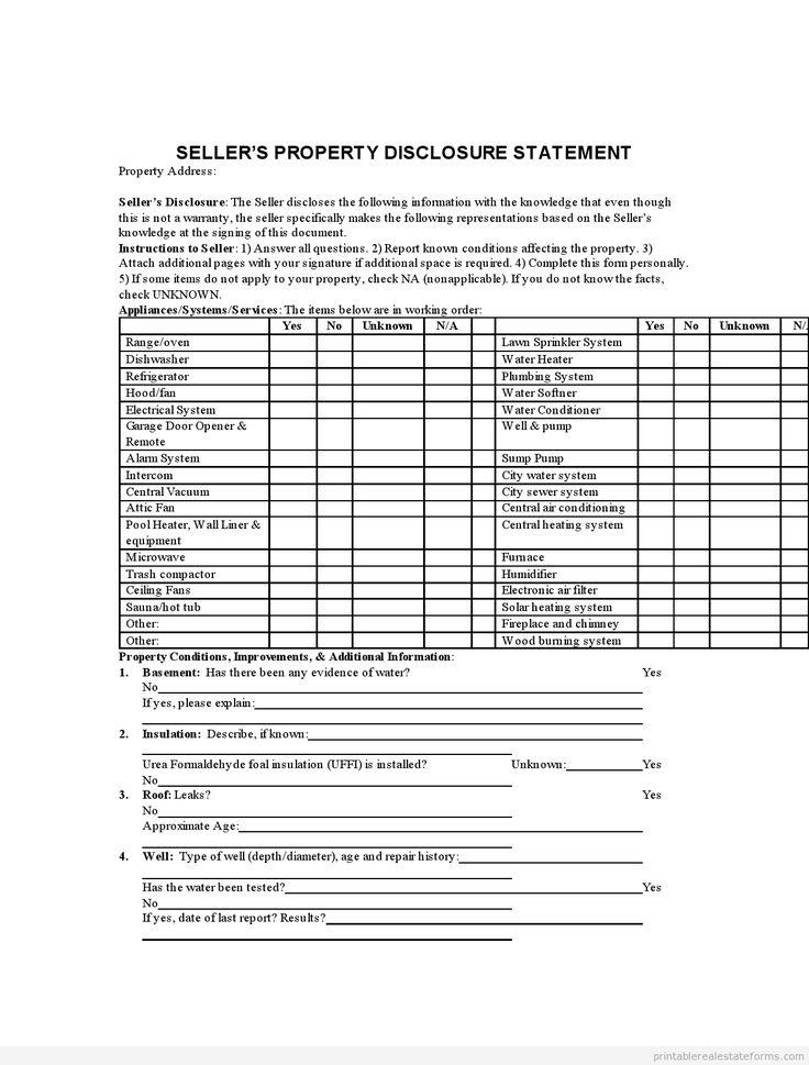 Best 25+ Hud 1 settlement statement ideas on Pinterest Financial - financial statement form