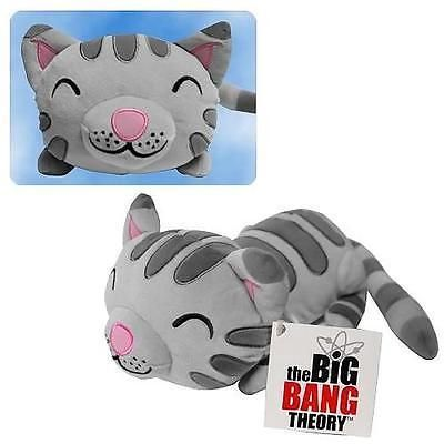 Everyone loves Dr. Sheldon Cooper on the hit CBS television series The Big Bang Theory.   When Sheldon is sick he needs to have the Soft Kitty song sung to him.   Now you can show your love for all things Big Bang then you put this Soft Kitty Singing Plush into your pop culture collection.  This Big Band Theory Soft Kitty singing plushie is officially-licensed and cartoon-inspired.