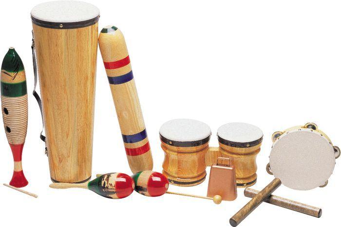 Latin American Percussion Instrument 22