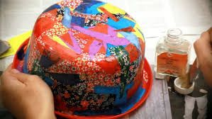 Image result for decoupage