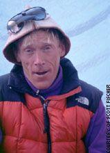 Anatoli Boukreev - portrayed by Scott Fischer in Everest Base Camp